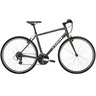VTC/Vélo urbain Trek FX 1 Lithium Grey 2021