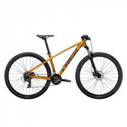 VTT cross-country semi-rigide Trek Marlin 5 Factory Orange/Lithium Grey 2021