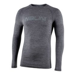 Sous-maillot vélo manches longues Nalini Wool Thermal 2021
