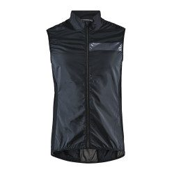 Gilet coupe-vent vélo Craft Essence Light Wind