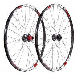 Roues VTT 29 pouces Progress Cycles XCD-1 Tubeless Ready 9/15x100 12x142