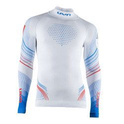 Sous-maillot vélo manches longues col montant Uyn Natyon 2.0 2021
