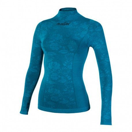 Sous-maillot manches longues femme Nalini Seamless 2021