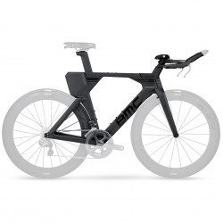 Kit cadre vélo triathlon BMC Timemachine TM01 V Cockpit 2020