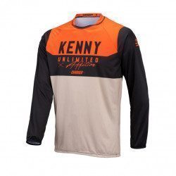 Maillot VTT manches longues Kenny Charger 2021