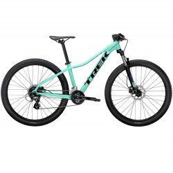 VTT femme cross-country Trek Marlin 6 WSD Miami Green/Royal 2021