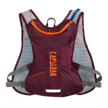 Sac d'hydratation Camelbak Women Chase Bike Vest Plum/Orange