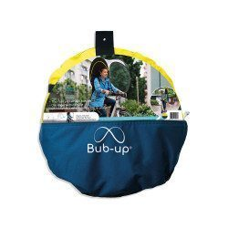 Bulle de protection vélo Rainjoy Bub-up bleu/jaune