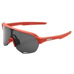 Lunettes vélo 100% S2 Soft Tact Coral