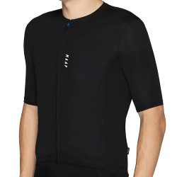 Maillot vélo manches courtes Maap Training Black