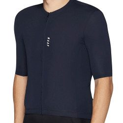 Maillot vélo manches courtes Maap Training Navy