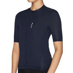 Maillot vélo manches courtes femme Maap Training Navy