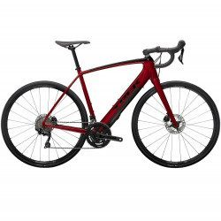 Vélo route électrique Trek Domane+ ALR 105 Crimson Red/Trek Black 2021