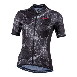 Maillot vélo manches courtes femme Nalini Turin 2006 2021