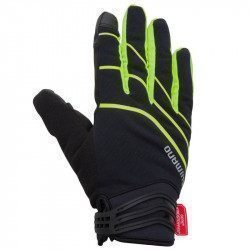 Gants vélo hiver Shimano Windstopper Insulated