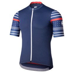 Maillot vélo manches courtes Dotout Tiger Jersey