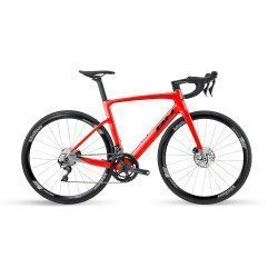 Vélo route carbone BH RS1 3.5 Disc Ultegra Rouge