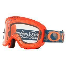 Masque VTT Oakley O Frame 2.0 Pro TLD Star Dazzle Orange Clear