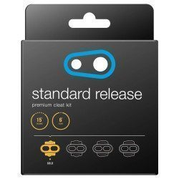 Cales pédales VTT Crankbrothers Standard Release Cleat Kit 6°