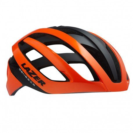 Casque vélo route Lazer Genesis Flash Orange