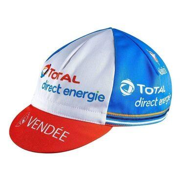 Casquette vélo Nalini Total Direct Energie 2021