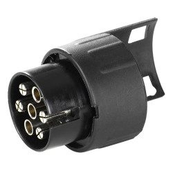 Adaptateur prise 7 broches vers 13 broches boule attelage Thule Adapter 9906
