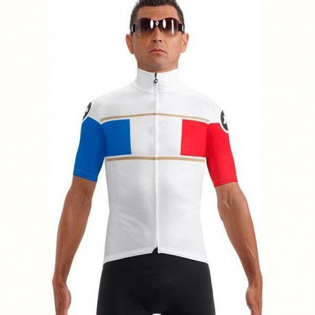 Maillot vélo manches courtes Assos SS neoPro France
