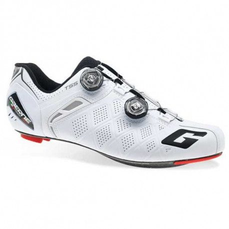 Chaussures vélo route Gaerne G. Stilo+ Carbon White