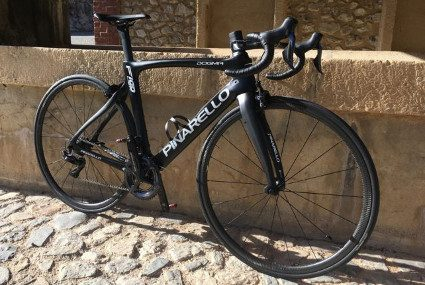 Test Pinarello Dogma F10 X-Light